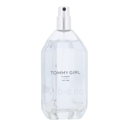 Tualetinis vanduo Tommy Hilfiger Tommy Girl Summer 2016 EDT 100ml (testeris) Paveikslėlis 1 iš 1 310820045314