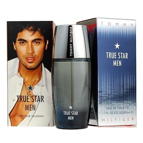 Tualetinis vanduo Tommy Hilfiger True Star Men EDT 50ml Paveikslėlis 1 iš 1 250812004489