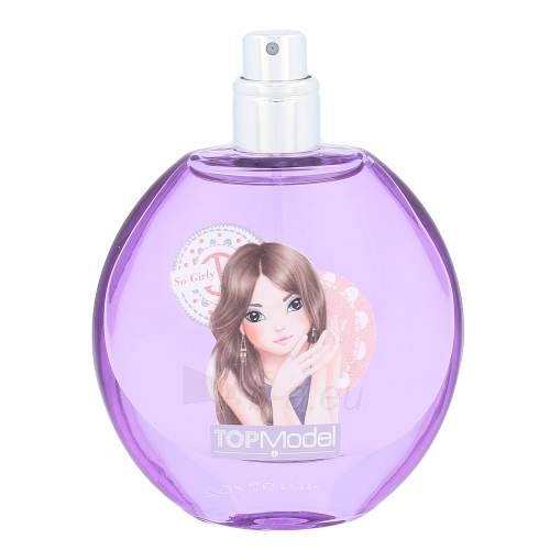Perfumed water Top Model So Girly EDT 50ml (tester) Paveikslėlis 1 iš 1 310820045219