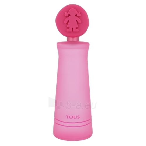 Perfumed water Tous Tous Kids Girl EDT 100ml (tester) Paveikslėlis 1 iš 1 310820047485