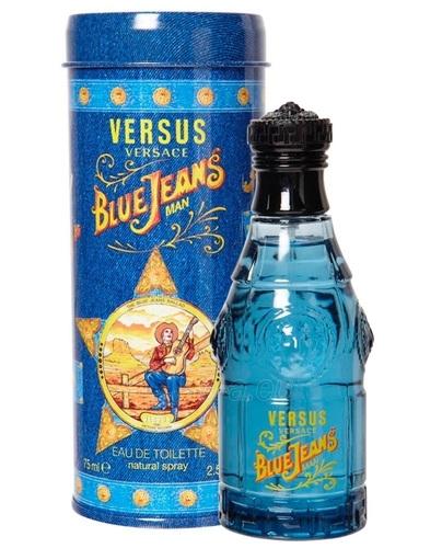 Tualetinis vanduo Versace Jeans Blue EDT 7,5ml Paveikslėlis 1 iš 1 250812003410