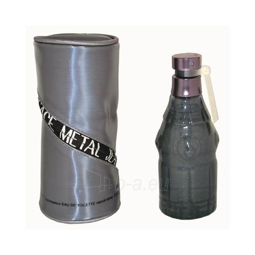 Tualetes ūdens Versace Jeans Metal EDT 75ml (testeris) Paveikslėlis 1 iš 1 250812004501