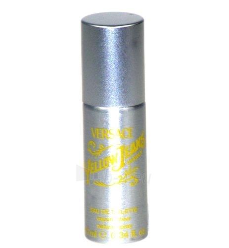 Tualetes ūdens Versace Jeans Yellow EDT 10ml Paveikslėlis 1 iš 1 250811007131