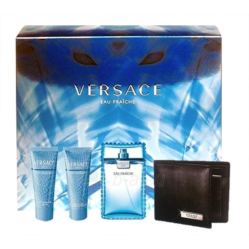 Tualetes ūdens Versace Man Eau Fraiche EDT 100ml Paveikslėlis 1 iš 1 250812003413