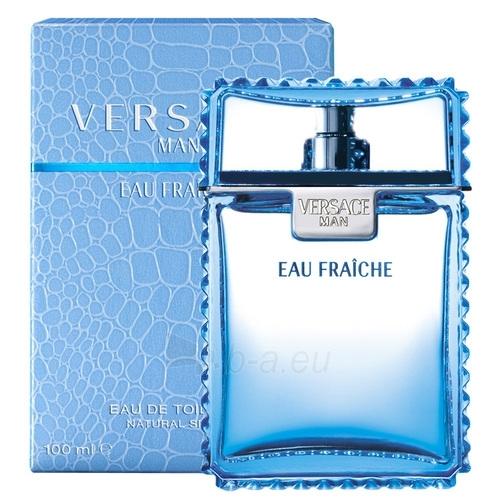 Versace Man Eau Fraiche EDT 30ml (tester) Paveikslėlis 1 iš 1 250812004841