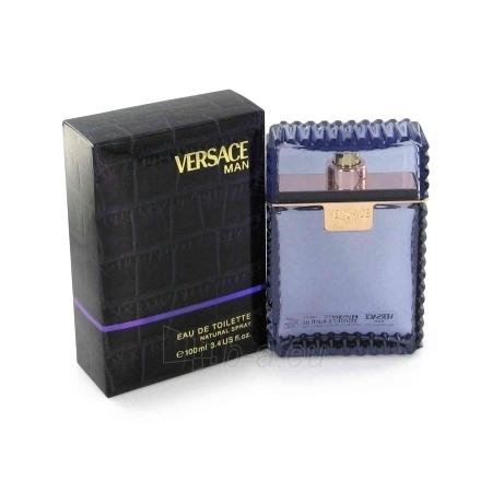 Tualetes ūdens Versace Man EDT 50ml Paveikslėlis 1 iš 1 250812001670