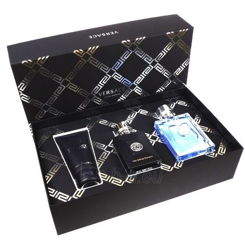 Versace Pour Homme EDT 100ml (set) Paveikslėlis 1 iš 1 250812003422