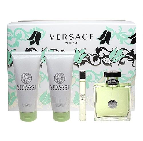 Tualetes ūdens Versace Versense EDT 100ml (komplekts 2) Paveikslėlis 1 iš 1 250811010279