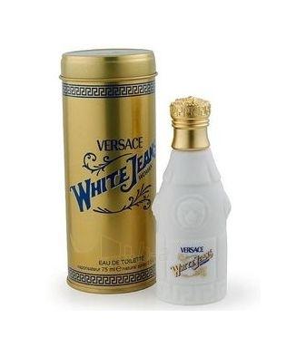 Tualetinis vanduo Versace White Jeans EDT 75ml Paveikslėlis 1 iš 1 250811010019