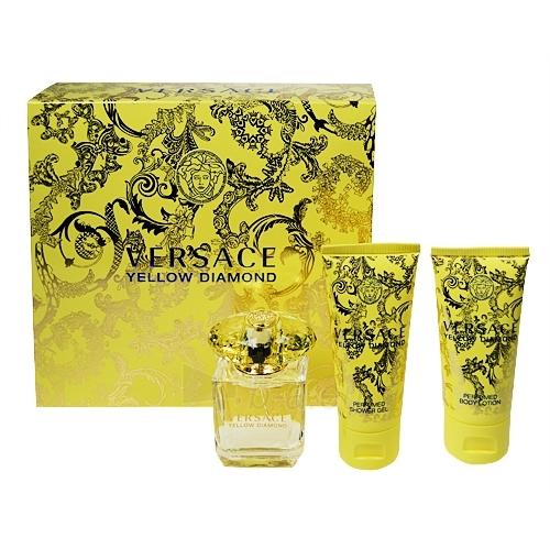 Versace Yellow Diamond EDT 30ml (set) Paveikslėlis 1 iš 1 250811010283