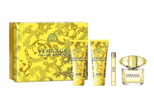 Versace Yellow Diamond EDT 90ml (set) Paveikslėlis 1 iš 1 250811010286