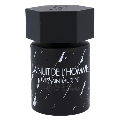 eau de toilette Yves Saint Laurent La Nuit de L´ Homme Edition Collector EDT 100ml Paveikslėlis 1 iš 1 310820003373