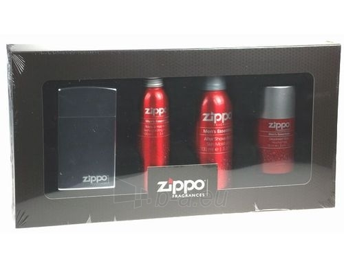 Tualetinis vanduo Zippo Fragrances The Original EDT 100ml (rinkinys) Paveikslėlis 1 iš 1 250812004008