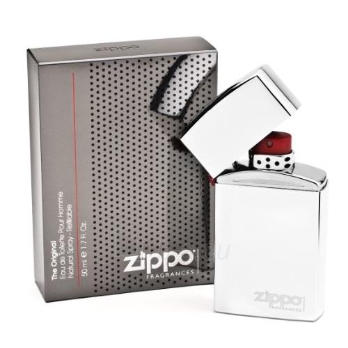 Tualetes ūdens Zippo Fragrances The Original EDT 30ml Paveikslėlis 1 iš 1 250812003485