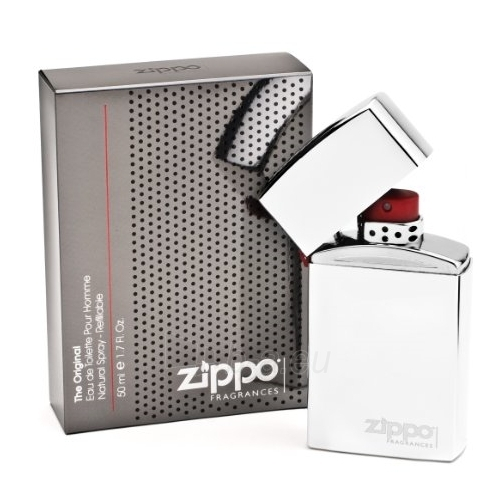 Tualetes ūdens Zippo Fragrances The Original EDT 50ml. Paveikslėlis 1 iš 1 250812004741
