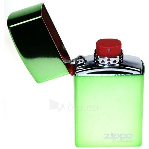 Tualetes ūdens Zippo Fragrances The Original Green EDT 50ml Paveikslėlis 1 iš 1 250812003489