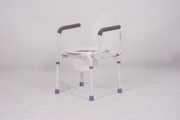 Tualeto kėdė Stacy Paveikslėlis 1 iš 1 250630800087