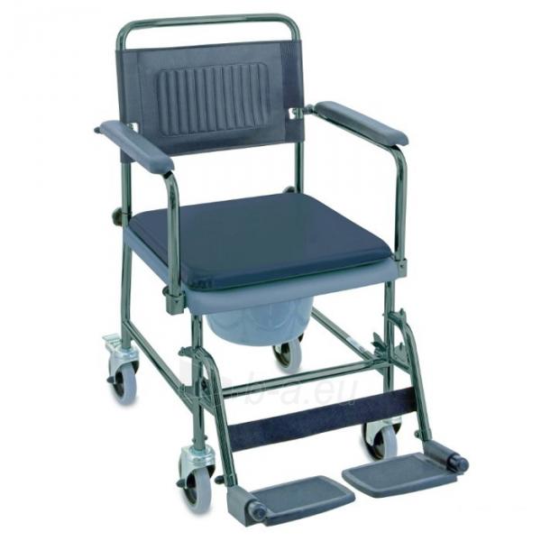 Tualeto kėdė su ratukais INVACARE H720T Paveikslėlis 1 iš 1 310820217878
