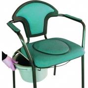 Tualeto kėdė žalia Paveikslėlis 1 iš 2 250630800090