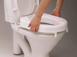 Tualeto sėdynė su fiksatoriais Hi-Loo Paveikslėlis 1 iš 1 250630800088