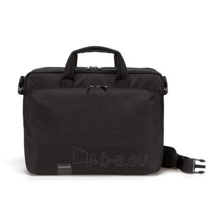 Tucano POCKET PLUS Computer case for 15.6''/16'' (Black)/ Polyester/ Internal: 38,5x28x4,5cm Paveikslėlis 1 iš 3 250256200717