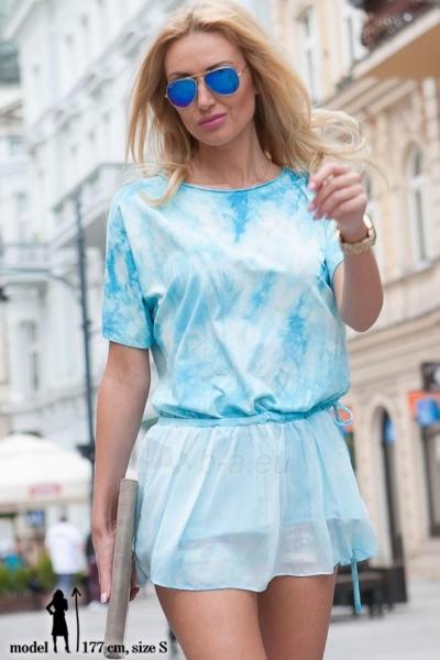 Tunika Anissa (mėlynos spalvos) Paveikslėlis 1 iš 9 310820045913