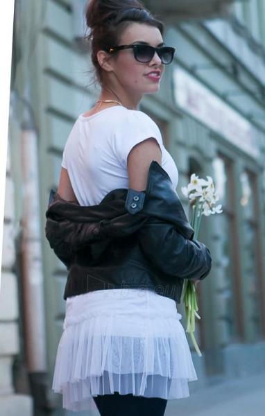 Tunika Collin (baltos spalvos) Paveikslėlis 1 iš 4 310820033232