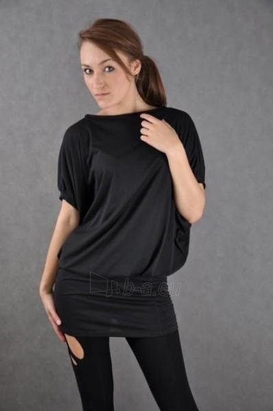 Tunika Jill (juodos spalvos) Paveikslėlis 1 iš 2 310820046785