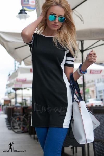 Tunika Maegan (juodos spalvos) Paveikslėlis 1 iš 4 310820033057