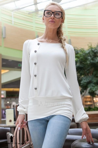 Tunika Maemi (baltos spalvos) Paveikslėlis 1 iš 3 310820033056