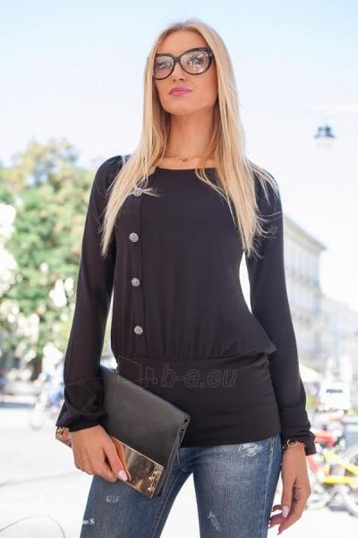 Tunika Maemi (juodos spalvos) Paveikslėlis 1 iš 3 310820033055