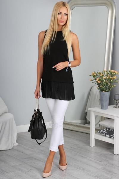 Tunika Maliny (juodos spalvos) Paveikslėlis 1 iš 4 310820033036