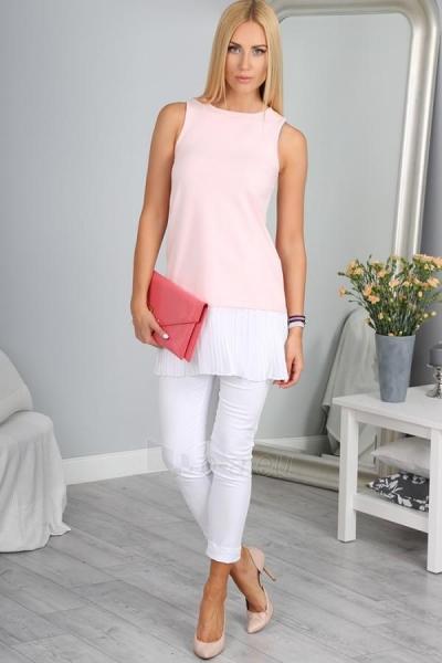 Tunika Maliny (šviesiai rožinės spalvos) Paveikslėlis 1 iš 4 310820033034