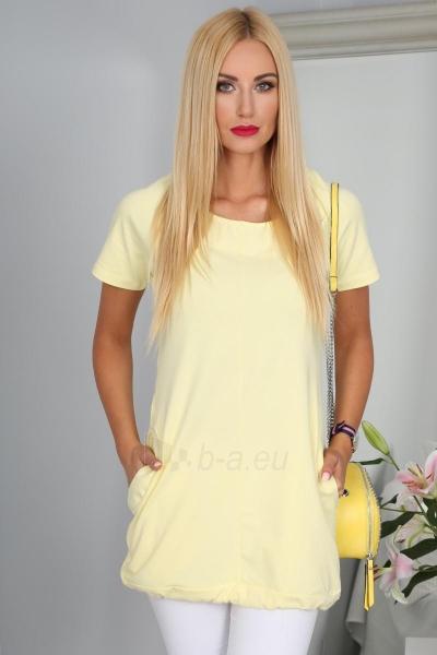 Tunika Mariella (citrinos spalvos) Paveikslėlis 1 iš 3 310820045565