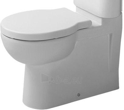 Toilet close-c. Foster white,vario outlet, washd Paveikslėlis 1 iš 1 270713000669