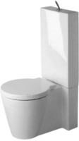 Toilet close-c. Starck 1 white,vario outl., wash Paveikslėlis 1 iš 1 270713000672