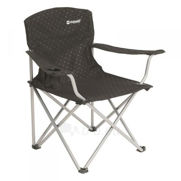 Turistinė kėdė Moyano Black Paveikslėlis 1 iš 1 310820183580