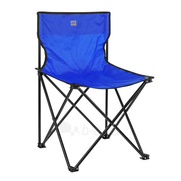 Turistinė kėdė Spokey TONGA, mėlina Paveikslėlis 1 iš 1 310820217748