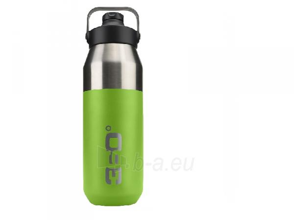 Turistinis indas Sip Cap Vacuum Insulated Bottle 1000ml Žalia Paveikslėlis 1 iš 2 310820228965