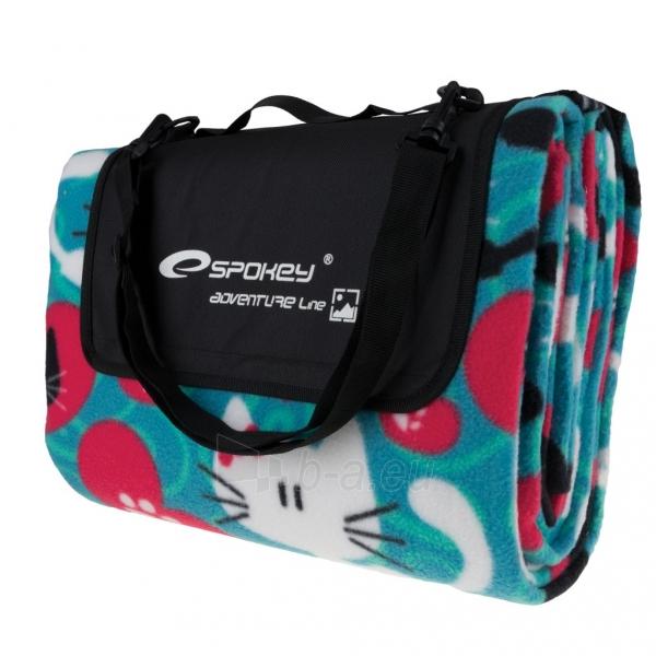 Turistinis kilimėlis Spokey PICNIC CATS Paveikslėlis 1 iš 3 310820004694