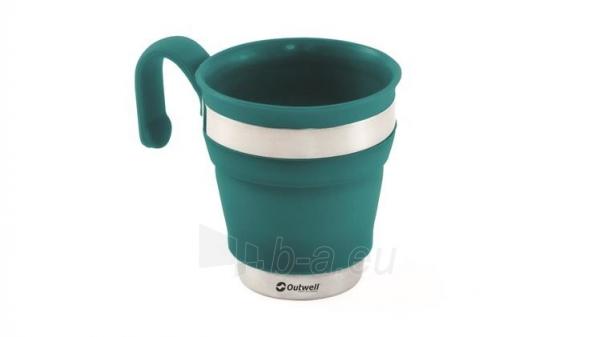 Turistinis puodelis OUTWELL MUG, žalias Paveikslėlis 1 iš 1 310820179786