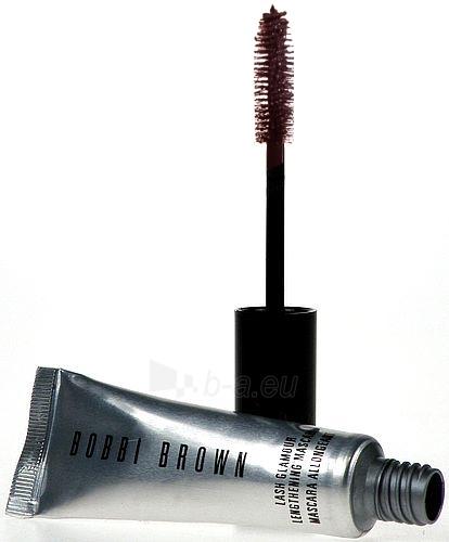 Tušas akims Bobbi Brown Lash Glamour Mascara Cosmetic 10ml Brown Paveikslėlis 1 iš 1 250871100014