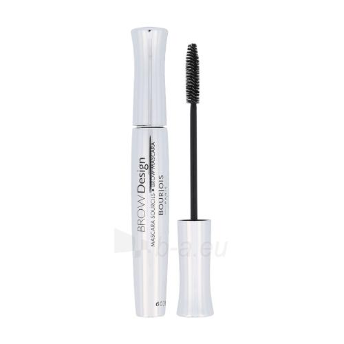 Tušas akims BOURJOIS Paris Brow Design Mascara Cosmetic 6ml Paveikslėlis 1 iš 1 250871100927