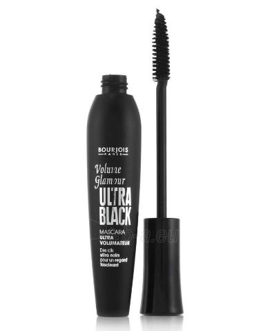 Tušas akims BOURJOIS Paris Mascara Volume Glamour Ultra Black Cosmetic 12ml Paveikslėlis 1 iš 1 250871100025