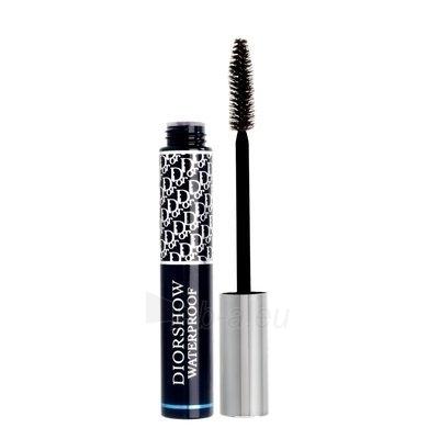 Tušas akims Christian Dior Diorshow Mascara Waterproof Cosmetic 11,5ml 090 Black Black (Without box) Paveikslėlis 1 iš 1 250871100069
