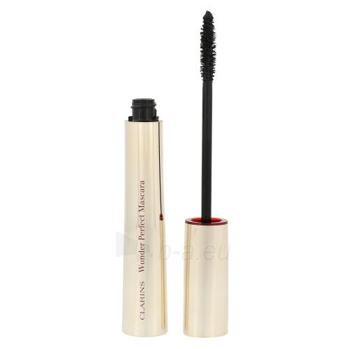 Clarins Mascara Wonder Perfect 01 Cosmetic 7ml Paveikslėlis 1 iš 1 250871100083