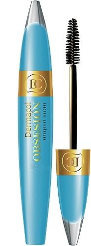 Dermacol Obsesión Waterproof Mascara 01 Cosmetic 12ml Paveikslėlis 1 iš 1 250871100391