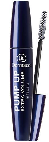 Dermacol Pump Up Extra Volume Mascara Cosmetic 11ml Paveikslėlis 1 iš 1 250871100137