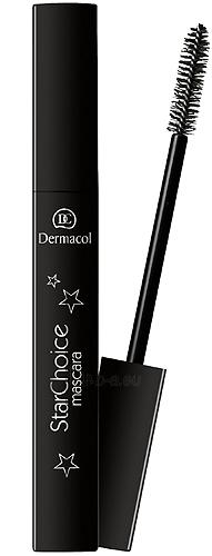 Dermacol Star Choice Mascara Cosmetic 9ml Paveikslėlis 1 iš 1 250871100140