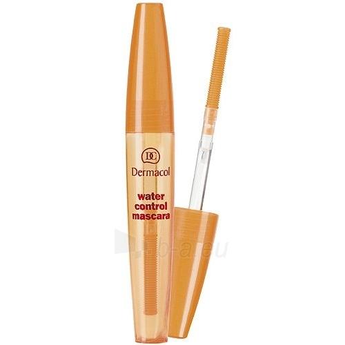 Dermacol Water Control Mascara Cosmetic 5,5ml Paveikslėlis 1 iš 1 250871100143